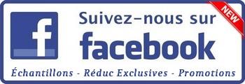 Cliquez sur J'aime de notre page Facebook